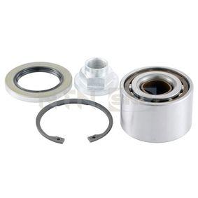 SNR R151.08 Juego de cojinetes de rueda