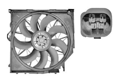 VAN WEZEL: Original Kühler Lüfter 0680747 ()
