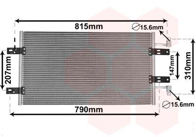 Original RENAULT Kondensator Klimaanlage 43005451
