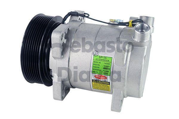 Original JAGUAR Klimakompressor 62015203B