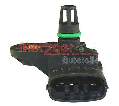 Išmetimo sistema 0906034 su puikiu METZGER kainos/kokybės santykiu