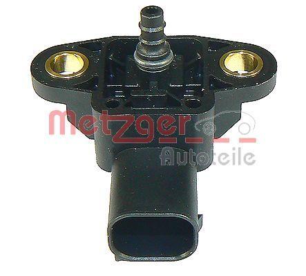 0905336 METZGER ORIGINAL ERSATZTEIL Pol-Anzahl: 3-polig Sensor, Ladedruck 0906103 günstig kaufen