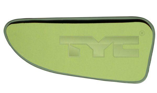 Rückspiegelglas TYC 324-0035-1