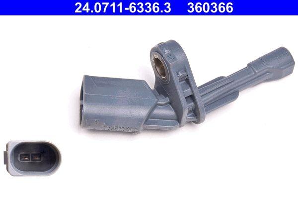24.0711-6336.3 Senzor, stevilo obratov kolesa ATE Test