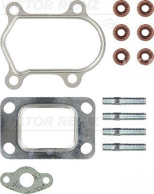 Original IVECO Montagesatz Turbolader 04-10078-01