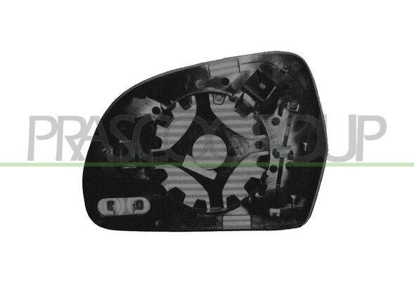 Original CHEVROLET Spiegelglas Außenspiegel AD0247513