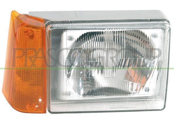 Fanale anteriore FT1214804 PRASCO — Solo ricambi nuovi