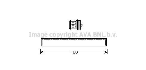 OPEL CORSA 2015 Trockner Klimaanlage - Original PRASCO FTD343