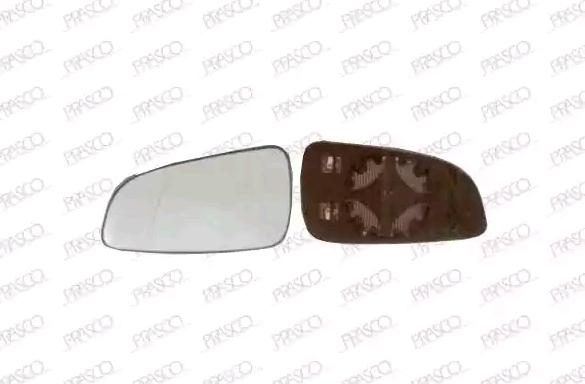 OE Original Außenspiegelglas OP4107514 PRASCO