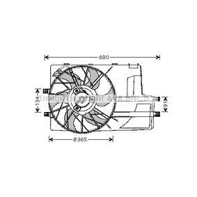 разширителен клапан, климатизация PRASCO VW1076 купете и заменете