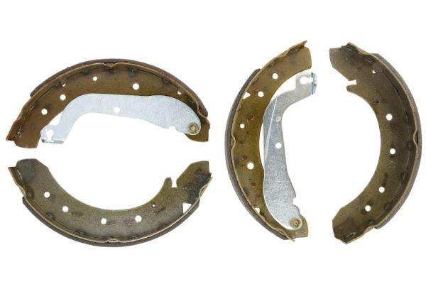Original FIAT Bremsbacken für Trommelbremse C0F005ABE
