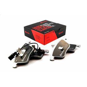 07.B314.55 BREMBO SPORT PADS HP2000 Juego zapatas freno de alto rendimiento 07.B314.55 a buen precio