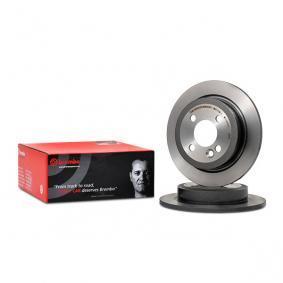 08.9163.21 BREMBO COATED DISC LINE Voll, beschichtet, hochgekohlt Ø: 259mm, Lochanzahl: 4, Bremsscheibendicke: 10mm Bremsscheibe 08.9163.21 günstig kaufen