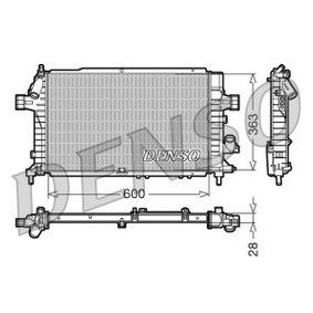 Denso DRM20106 Radiator engine cooling