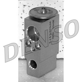 DVE50002 DENSO Expansionsventil, Klimaanlage DVE50002 günstig kaufen