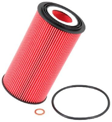 Buy Oil filter K&N Filters PS-7006 Ø: 80mm, Ø: 80mm, Height: 161mm