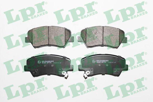 Bremsklötze LPR 05P1753