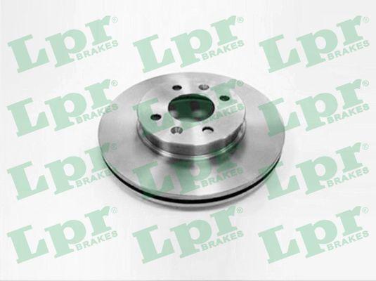 LPR Bremsscheibe K2014V