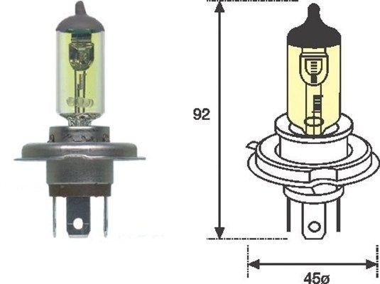 002575100000 MAGNETI MARELLI Glühlampe, Fernscheinwerfer für MAN online bestellen