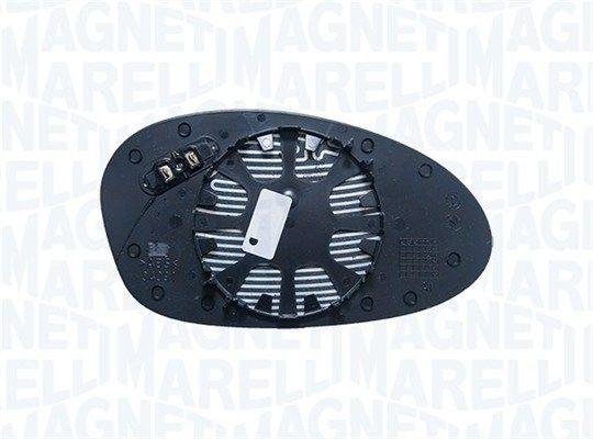 Original BMW Spiegelglas 182209000300