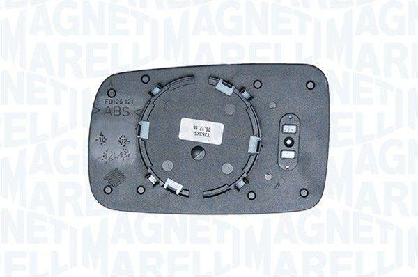 Original BMW Außenspiegelglas 182209001500