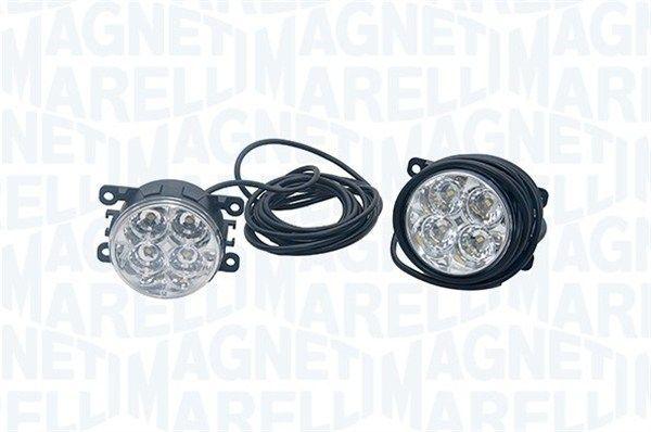 MAGNETI MARELLI   Dienos metu naudojamų šviesų komplektas 713120117010