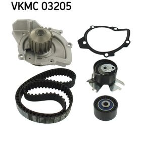 VKMC 03205 Wasserpumpe + Zahnriemenkit SKF in Original Qualität