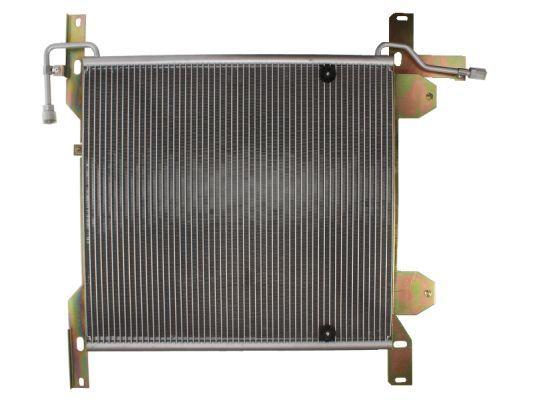 THERMOTEC Kondensor, klimatanläggning till DAF - artikelnummer: KTT110350