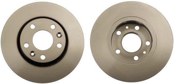 DF6072 Bremsscheibe TRW in Original Qualität