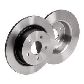 DF6150 Bremsscheiben TRW DF6150 - Große Auswahl - stark reduziert