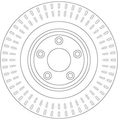 DF6295 Scheibenbremsen TRW - Markenprodukte billig