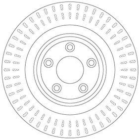 DF6295 Bremsscheiben TRW DF6295 - Große Auswahl - stark reduziert