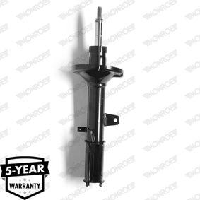 G16569 MONROE Gasdruck, Zweirohr, Federbein Stoßdämpfer G16569 günstig kaufen