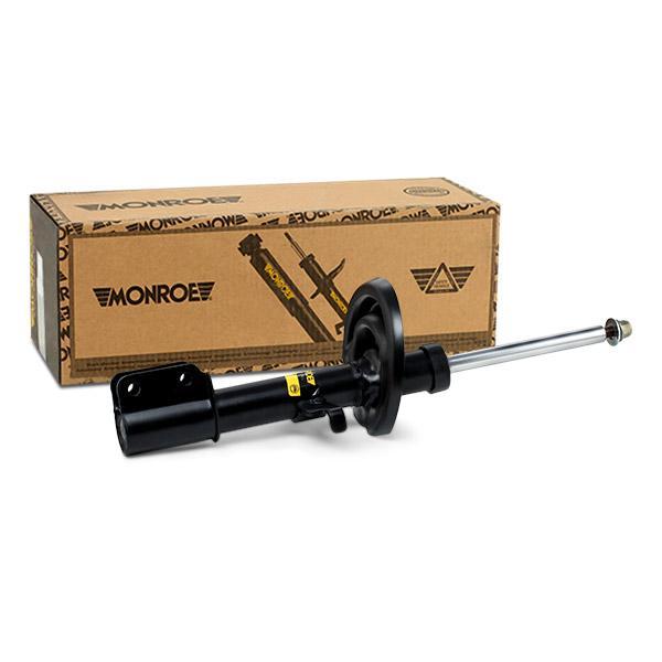G7277 MONROE Gasdruck, Zweirohr, Federbein, oben Stift, unten Schelle Stoßdämpfer G7277 günstig kaufen