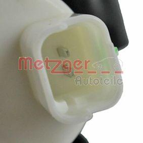 2220032 Waschwasserpumpe, Scheibenreinigung METZGER Test