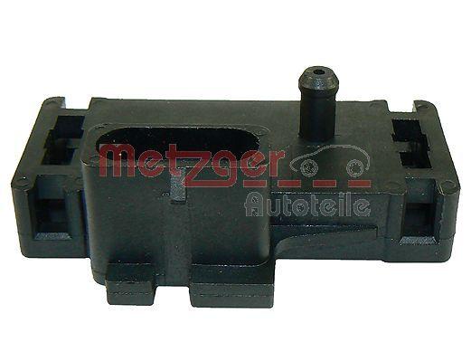 METZGER Sensor, Ladedruck 0906037