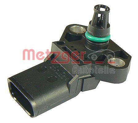 AUDI A4 2020 Map Sensor - Original METZGER 0906094 Pol-Anzahl: 4-polig, von: 20000Pa, bis: 254000Pa