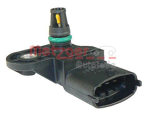 Comprare 0905330 METZGER Sensore NTC, ricambio originale N° poli: 4a... poli Sensore, Pressione alimentazione 0906100 poco costoso