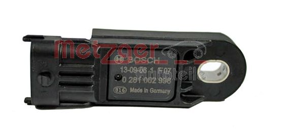 METZGER Sensor, Ladedruck 0906106