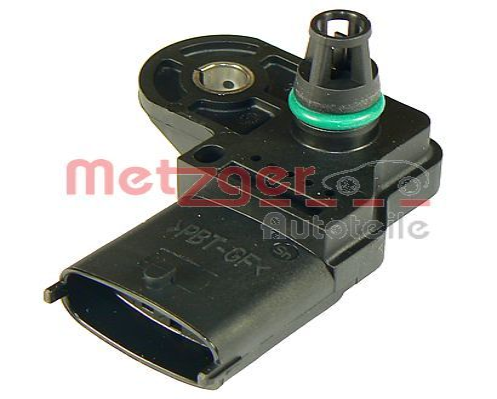 METZGER | Sensor, Ladedruck 0906116