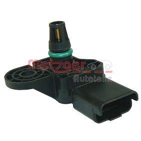Ladedruck 0906151 METZGER Sensor