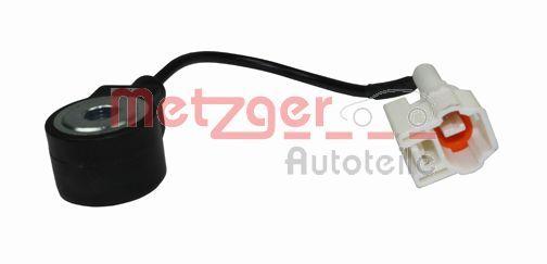 METZGER: Original Klopfsensor 0907099 ()