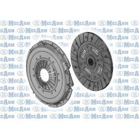 Kopplingssats MK9915D från MECARM