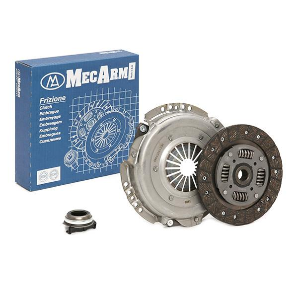 Clutch kit MK9611 MECARM — only new parts