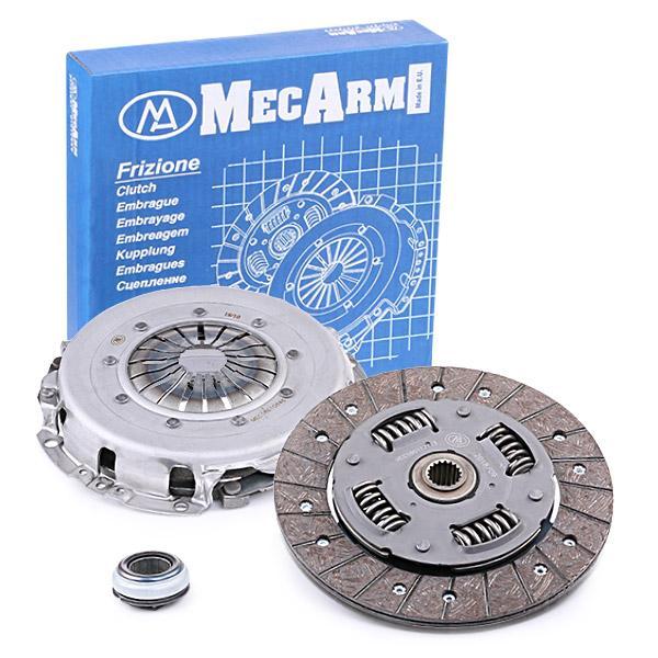 Clutch set MK9646 MECARM — only new parts
