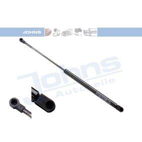 13 12 95-95 JOHNS beidseitig, Ausschubkraft: 450N, für Fahrzeuge mit automatisch öffnender Heckklappe Hub: 205mm Heckklappendämpfer / Gasfeder 13 12 95-95 günstig kaufen