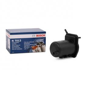 N7013 BOSCH Leitungsfilter Höhe: 185mm Kraftstofffilter 0 450 907 013 günstig kaufen