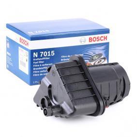 N7015 BOSCH Leitungsfilter Höhe: 188mm Kraftstofffilter 0 450 907 015 günstig kaufen