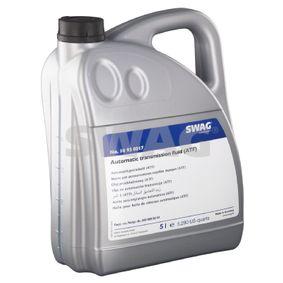 Hydrauliköl 10 93 0017 mit vorteilhaften SWAG Preis-Leistungs-Verhältnis