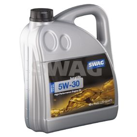 VW50501 SWAG 5W-30, 4l, Synthetiköl Motoröl 15 93 2942 günstig kaufen